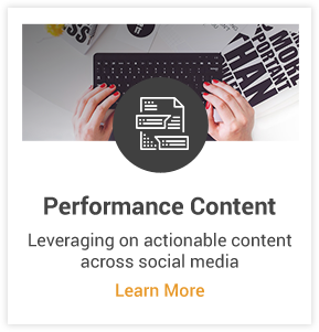 Performance Content