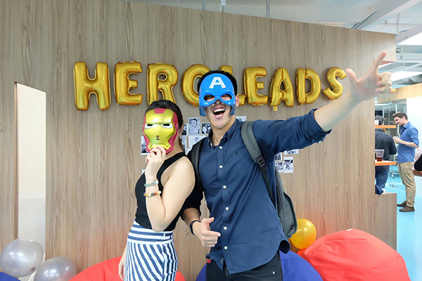 heroleads Job