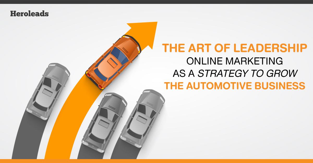 digital marketing, automotive