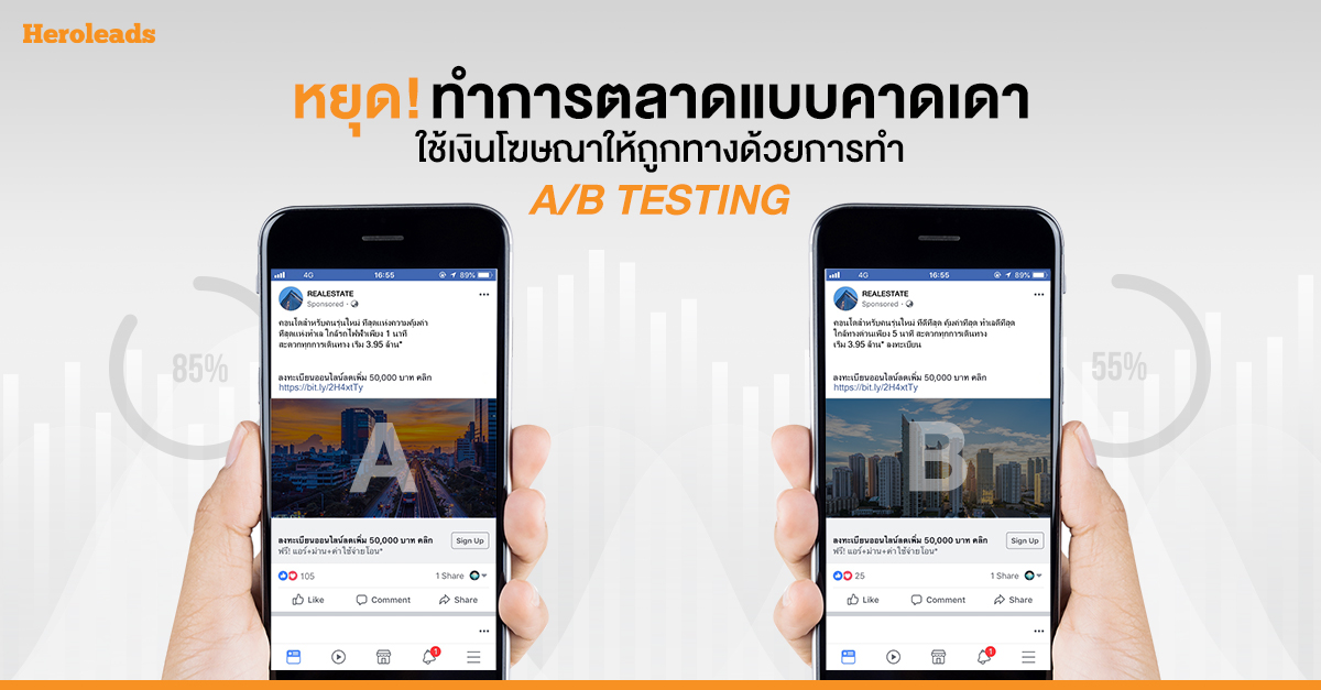 A/B Testing, digital Marketing