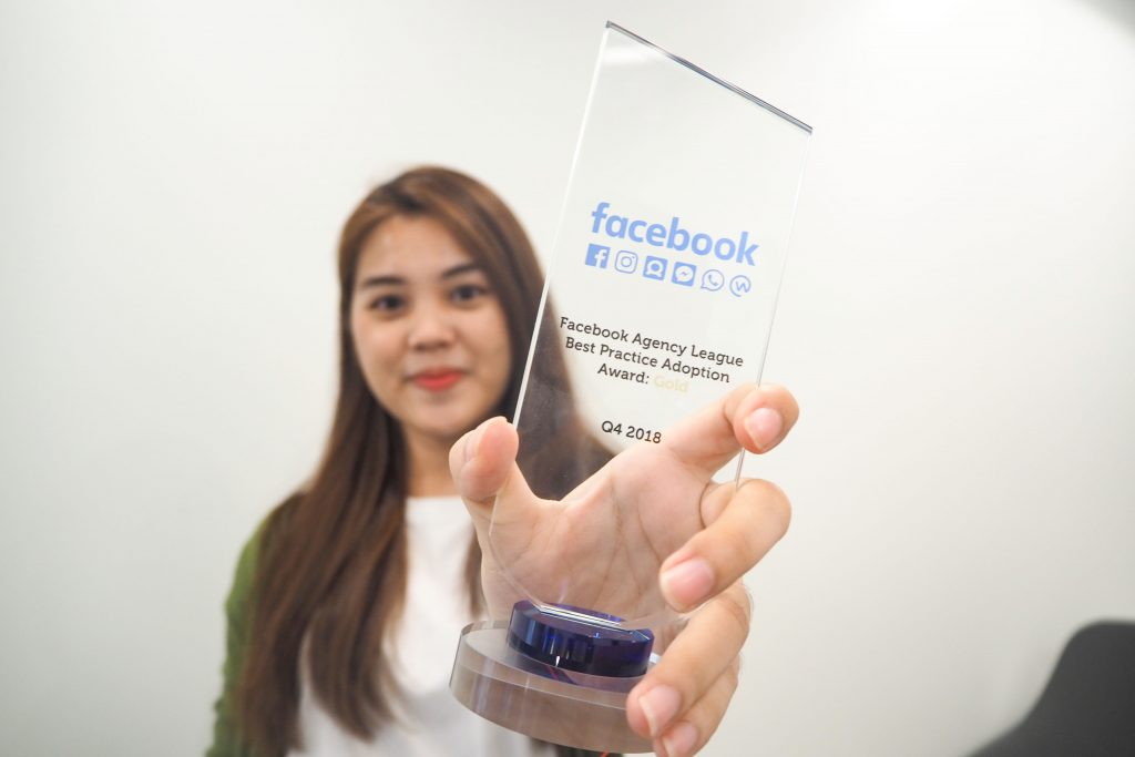Heroleads, Facebook, Award, Digital, Agency
