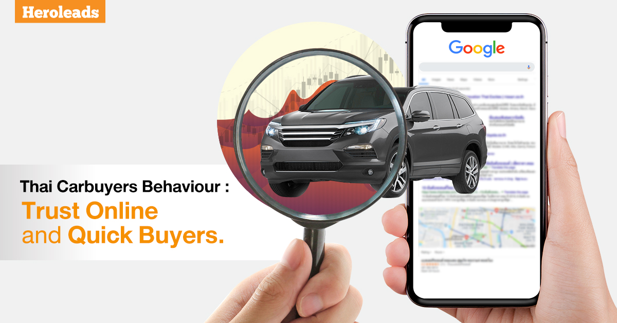 carbuyer, behaviour, Google, Search, YouTube