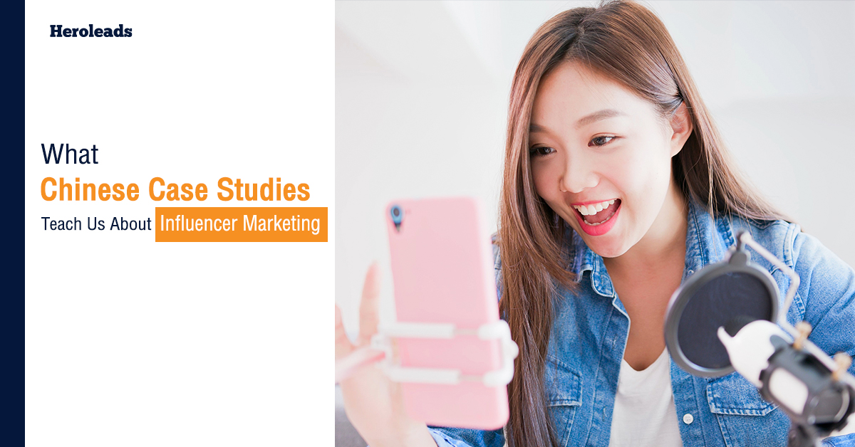 chinese, influencer, case studies