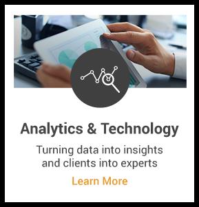 Analytics & Technology