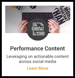 Performance Content